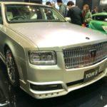 トヨタ「センチュリー」2800万円トムス仕様のデザイン詳細を徹底的に!