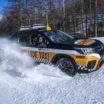 SUBARU「ゲレンデタクシー2020」今年も冬スポーツ真っ盛り!