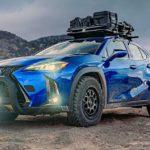 Lexus「UX Off-Road Adventure」カスタムモデルが超映える!