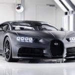 Bugatti「Chiron Sport Edition Noire Sportive」発表:漆黒のスーパーカー!