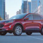 Ford「新型 Escape Titanium」発表:公式デザインギャラリー!