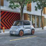Citroen「新型 Ami」超小型EVはMaaSモデル!購入もレンタルもカーシェアも!