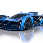 Bugatti「新型 Vision Le Mans concept」ブガッティのルマン仕様は変身可能?