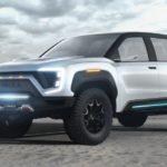Nikola Badger「EV-FCEV Pickup」を発表!未来デザインでテスラに対抗?