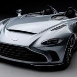 AstonMartin「新型 V12 Speedster」発表:超絶カッコいい!