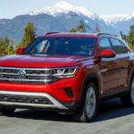 VW「Atlas Cross Sport 2020」発表:公式デザインギャラリー!