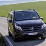 Mercedes-Benz「新型 Vito 2021」発表:Vクラスの商用車モデルに新型!