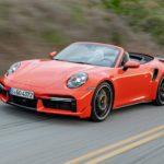 Porsche「新型 911 Turbo S」2021モデル発表:公式デザインギャラリー!