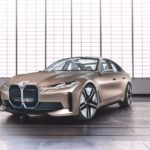 BMW「新型 i4 コンセプト」発表:21年発売予定のEVグランクーペ!