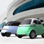 世界一かわいい超小型EV「マイクロリノー」第2世代発表!そのデザインは?