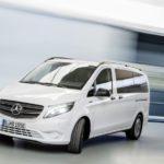 Mercedes-Benz「新型 eVito ツアラー」EV商用モデルは日本にも?