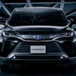 【速報】トヨタ「新型ハリアー」デザイン発表:あれ?普通のトヨタ車に?
