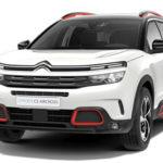シトロエン「C5 AIRCROSS SUV」にガソリンモデルを追加!ディーゼルより20万円超安い!