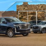 Cadillac「新型 Escalade ESV 2021」発表:公式デザインギャラリー!