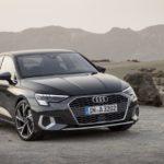 Audi「新型 A3 sedan 2021」発表:公式デザイン画像集!