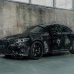 BMW「埃だらけのM2」が1000万円超?実はアーティストコラボモデル!