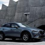 マツダ「CX-3」に1.5Lガソリンモデルを追加!CarPlayも!