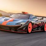 McLaren「P1 GTR-18」にLanzanteモデルが発表!