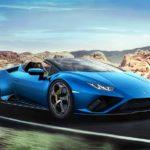 ランボルギーニ「ウラカン Evo RWD Spyder 2020」公式デザインギャラリー!