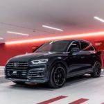 Audi「Q5 PHEV」にAbtカスタムモデルが登場!漆黒ボディがカッコいい!