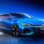 VW「アルテオン シューティングブレーク」世界初公開!6/24発売へ!