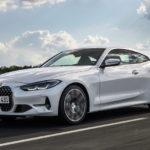 BMW「新型 4シリーズ クーペ」世界初公開!縦長キドニーグリルだ!