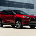 トヨタ「新型 RAV4 プライム」プラグインHVを発表:公式デザインギャラリー!