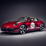 ポルシェ「911 Targa 4S」にHeritage Design Editioが登場!