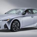 Lexus「新型 IS 350 F Sport」2021モデル発表:公式デザインギャラリー!