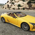 レクサス「新型 LC Coupe / Convertible」TRDパーツを発表!