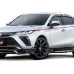 トヨタ「新型ハリアー」にGRパーツ発表!よりスポーティに!