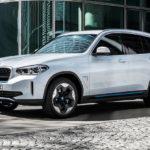 BMW「新型 iX3」世界初公開:次世代EVは今年後半に中国から発売!