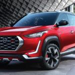 日産「新型 マグナイト コンセプト」世界初公開!超イカツイ小型SUV!