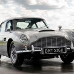 アストンマーティン「007 ボンドカー」を復活発売!価格はなんと3.8億円!