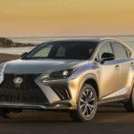 Lexus「NX300」2021モデル発表:公式デザインギャラリー!