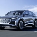 Audi「Q4 Sportback E-tron concept」発表:あくまでもコンセプトで市販化は?