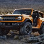 【歓喜】フォード「新型ブロンコ」はスポーツや2シートオープンモデルもあり!