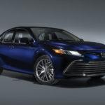 トヨタ「新型カムリ」2021モデルを発表:公式デザインギャラリー!