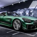Mercedes-AMG「GT R Pro タトゥーedition」が超やばい!圧巻の造形カスタム!