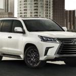 レクサス「新型 LX 570」発表:公式デザインギャラリー!