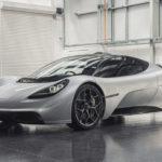 ゴードン・マレー「新型 T.50」発表:986kg700馬力の次世代スーパーカー!