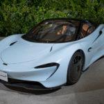 マクラーレン「スピードテール」日本初公開:実車デザインギャラリー!