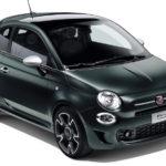 フィアット「500/500C マヌアーレ・ピゥ・チエロ」グラスルーフ採用の限定モデル!