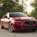 Acura「TLX Advance 2021」発表:公式デザインギャラリー!