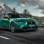 BMW「新型 M3 / M4」はやっぱり縦型キドニーグリル採用!