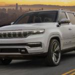 Jeep「Grand Wagoneer concept」現代版ワゴニアはアメリカンSUVの究極!超カッコいい!