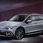 VW「新型 Golf Alltrack 2021」発表:ライバルはレヴォーグ!?