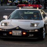 LC500パトカー記念にスーパーパトカー特集:NSX / GT-R / MUSTANG / Z などなど