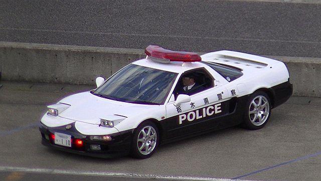 LC500パトカー記念にスーパーパトカー特集:NSX / GT-R / MUSTANG / Z などなど ...