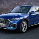 Audi「新型 Q5 Sportback」発表:公式デザインギャラリー!